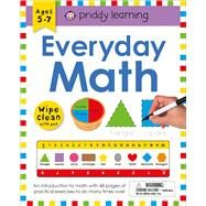 Wipe Clean Workbook: Everyday Math (enclosed spiral binding) by Priddy, Roger, 9780312522070