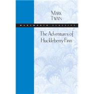 The Adventures of Huckleberry Finn by Twain, Mark, 9780534522070