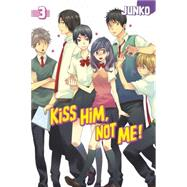 Kiss Him, Not Me 4 by Junko, 9781632362070