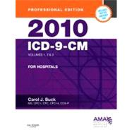 ICD-9-CM 2010 for Hospitals: Volumes 1, 2 & 3, Includes Netter Anatomy Art by Buck, Carol J., 9781437702071