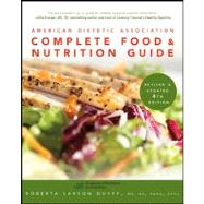 American Dietetic Association Complete Food and Nutrition Guide by Unknown, 9780470912072