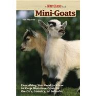 Mini-Goats by Weaver, Sue, 9781620082072