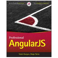 Professional Angularjs by Karpov, Valeri; Netto, Diego; Patil, Omkar, 9781118832073