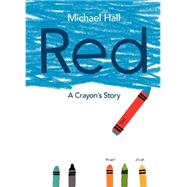 Red by Hall, Michael, 9780062252074