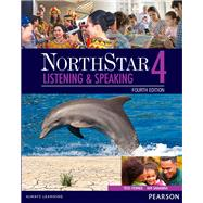 NorthStar Listening and Speaking 4 with MyEnglishLab by Ferree, Tess; Sanabria, Kim, 9780133382075