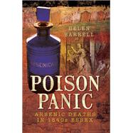 Poison Panic by Barrell, Helen, 9781473852075