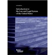 Introduction to the Law and Legal System of the United States (Coursebook) by Burnham, William, 9781634602075