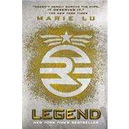 Legend by Lu, Marie, 9780142422076