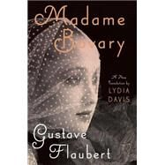 Madame Bovary by Flaubert, Gustave; Davis, Lydia, 9780670022076