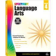 Spectrum Language Arts, Grade 4 by Spectrum, 9781483812076