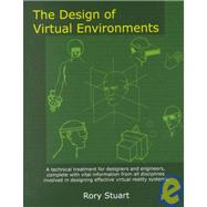 Design of Virtual Environments by Stuart, Rory, 9781569802076