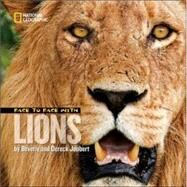 Face to Face with Lions by JOUBERT, DERECKJOUBERT, BEVERLY, 9781426302077