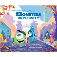 The Art of Monsters University by Paik, Karen, 9781452112077