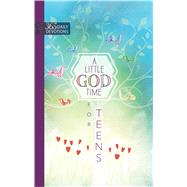 A Little God Time for Teens by Broadstreet Publishing Group Llc, 9781424552078