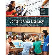 Content Area Literacy 9781524922078N