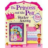 The Princess & the Pea Sticker Activity by Parragon, 9781472372079