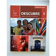 Descubre ©2014, Level 1 Cuaderno de Practica by VL, 9781618572080