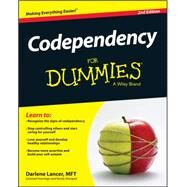 Codependency for Dummies by Lancer, Darlene, 9781118982082