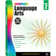 Spectrum Language Arts, Grade 2 by Spectrum, 9781483812083