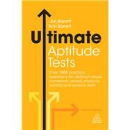 Ultimate Aptitude Tests by Barrett, Jim; Barrett, Tom, 9780749482084