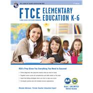Ftce Elementary Education K-6 by Atkinson, Rhonda, Ph.D., 9780738612089