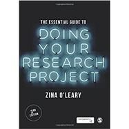 The Essential Guide to Doing Your Research Project by O'Leary, Zina, 9781473952089