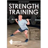 Strength Training-2nd Edition by NSCA -National Strength & Conditioning Association, 9781492522089