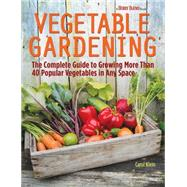 Vegetable Gardening by Klein, Carol, 9781620082089