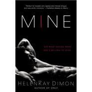 Mine by Dimon, Helen Kay, 9780425282090