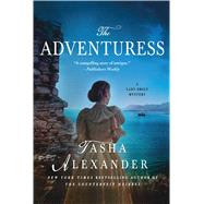 The Adventuress A Lady Emily Mystery by Alexander, Tasha, 9781250092090