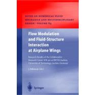 Flow Modulation and Fluid-Structure Interaction at Airplane Wings: Research Results of the Collaborative Research Center Sfb 401 at Rwth Aachen, University of T