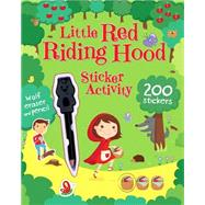 Little Red Riding Hood Sticker Activity by Parragon, 9781472372093