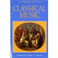 Anthology of Classical Music (Norton Introduction to