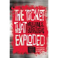 The Ticket That Exploded The Restored Text by Burroughs, William S.; Harris, Oliver, 9780802122094