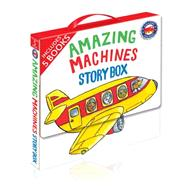 Amazing Machines Story Box 5 Paperbacks in a Carry Case by Mitton, Tony; Parker, Ant, 9780753472095