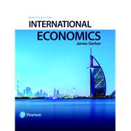 International Economics by Gerber, James, 9780134472096