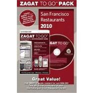 Zagat to Go Pack 2010 San Francisco: San Francisco Bay Area Resturants 2010 by Zagat Survey, 9781604782097