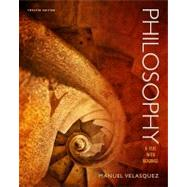 Philosophy A Text with Readings by Velasquez, Manuel, 9781133612100