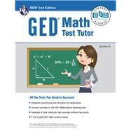 Ged Math Test Tutor by Rush, Sandra, 9780738612102