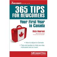 365 Tips for Newcomers by Noorani, Nick, 9781770402102