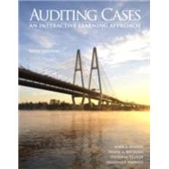 Auditing Cases An Interactive Learning Approach by Beasley, Mark S.; Buckless, Frank A.; Glover, Steven M.; Prawitt, Douglas F., 9780133852103
