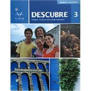 DESCUBRE 3: Cuaderno de Practica 2014 by VHL, 9781618572103