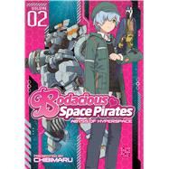 Bodacious Space Pirates: Abyss of Hyperspace Vol. 2 by Tatsuo, Saito; Chibimaru, 9781626922105