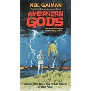 American Gods by Gaiman, Neil, 9780062472106