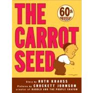 The Carrot Seed by Krauss, Ruth, 9780064432108