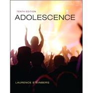 Adolescence by Steinberg, Laurence, 9780073532110