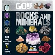 Go! Field Guide: Rocks and Minerals by Scholastic, 9781338232110