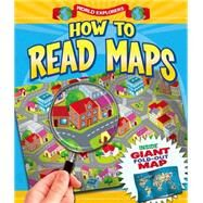 How to Read Maps by Arcturus Publishing, 9781784042110
