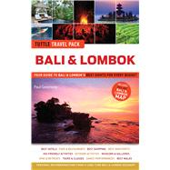 Tuttle Travel Pack Bali & Lombok by Greenway, Paul, 9780804842112
