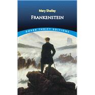 Frankenstein by Shelley, Mary, 9780486282114
